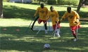 National Haitian Amputee Soccer Team Plays at the Capitol