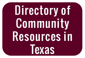 Directory of Community Resources in Texas