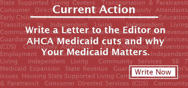 Take Action: Write a Letter to the Editor