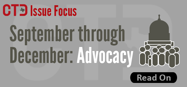 Issue Focus: Advocacy