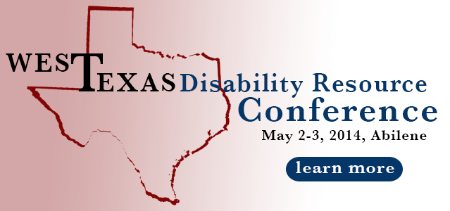 West Texas Disability Resource Conference